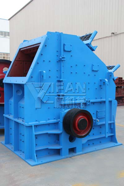 Impact Crusher that YIFAN Machinery produce